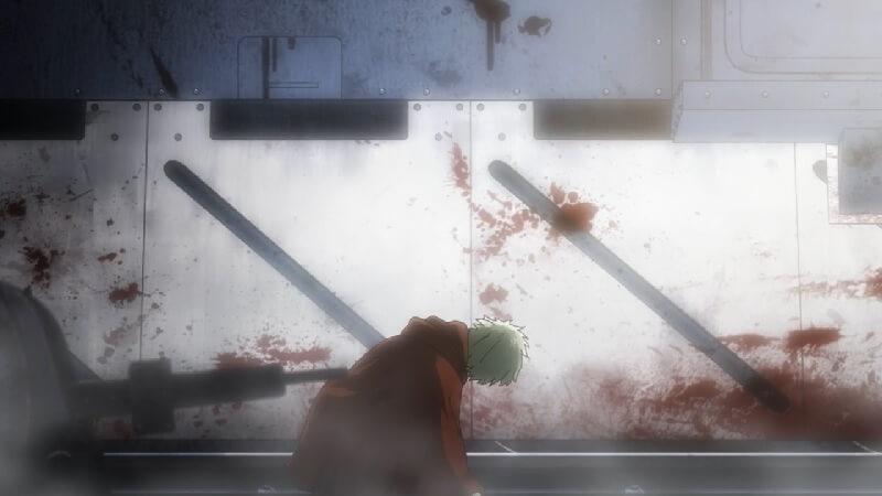 甲鉄城のカバネリ 2話「明けぬ夜」