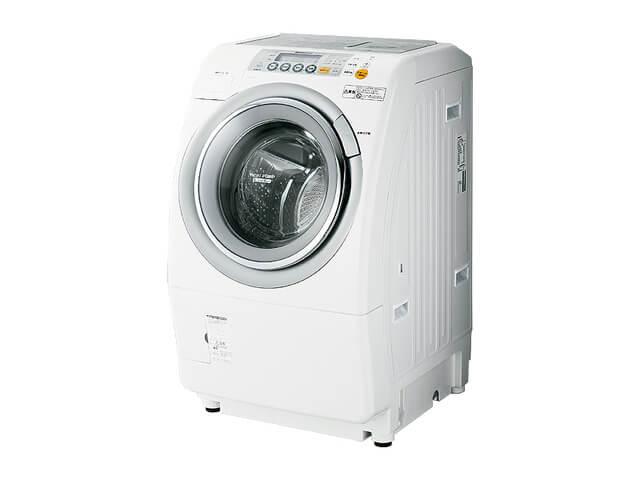 ドラム式洗濯機のNA-VR1200が爆音になったので分解掃除してモーターを交換した