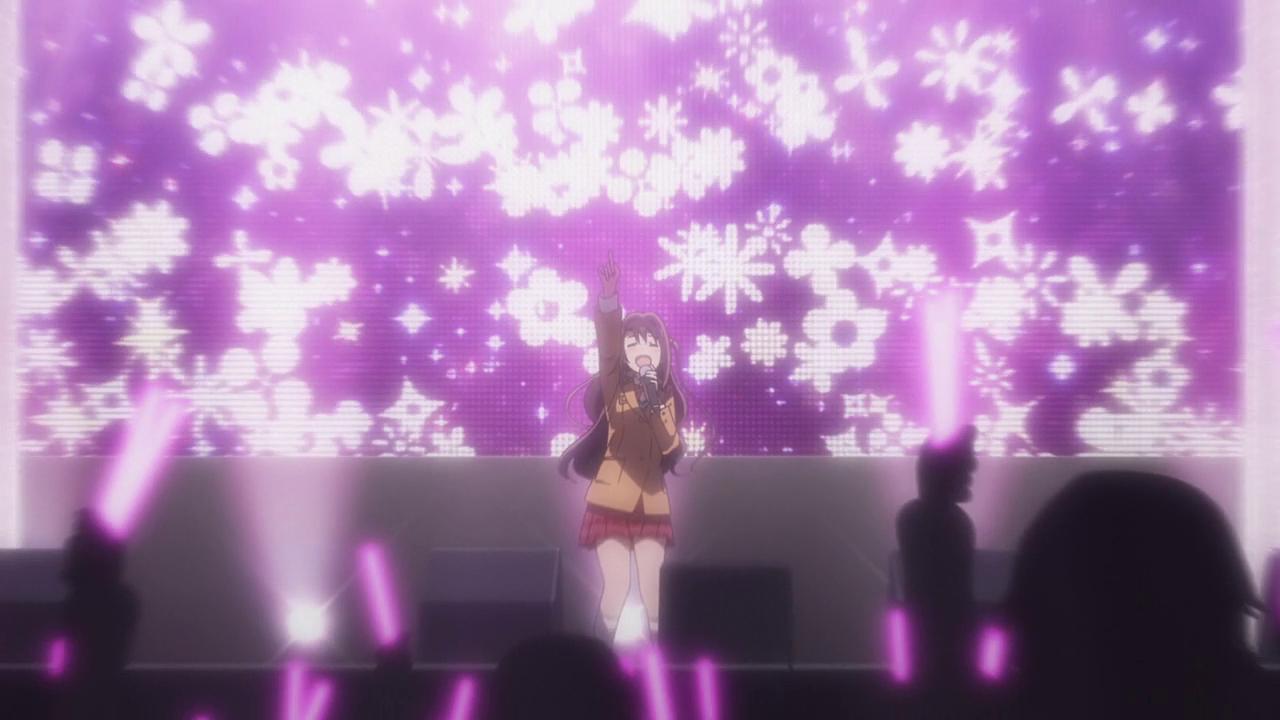 アニメ「アイドルマスター シンデレラガールズ」24話で卯月の制服オンステージに動転しないためにどうすればよかったの的な感想